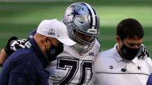 Zack Martin, Cam Erving getting tests on Friday