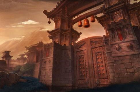 Dungeon Mastery: Gate of the Setting Sun