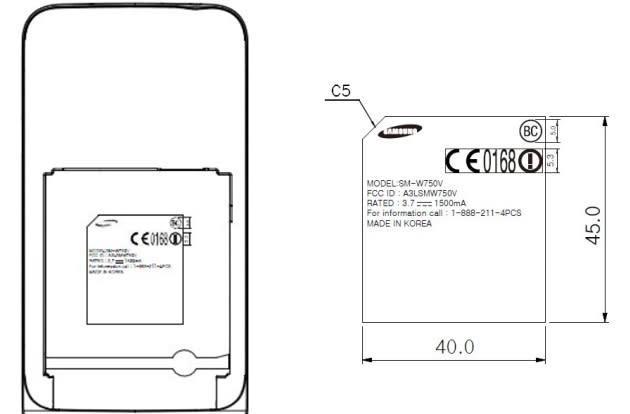 Samsung's new Windows Phone for Verizon reaches the FCC