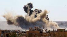 A Baghouz, la bataille contre l'Etat islamique touche à sa fin