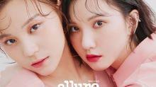 韓國女團GFriend最新時裝雜誌寫真曝光