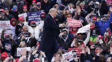 Trump macht in Michigan Stimmung gegen Gouverneurin