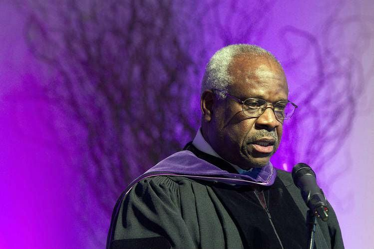 Conservatives blast MSNBC host for calling Clarence Thomas 'Uncle Clarence'