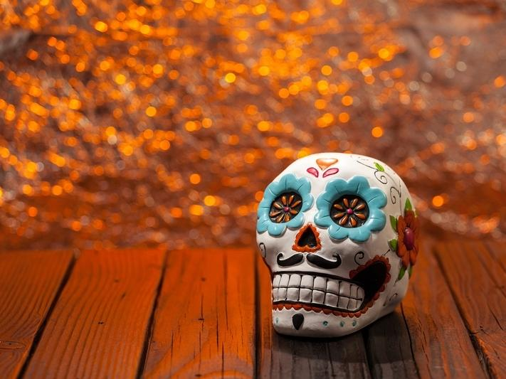 """On Tuesday, the California Department of Public Health released Halloween and Día de los Muertos guidance for residents, which includes """"alternative celebrations"""" that don't spread coronavirus."""