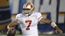 Colin Kaepernick's debut jersey becomes most expensive NFL jersey ever sold at auction