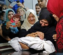 Israel says Gaza baby's family paid to blame army for death