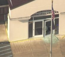Masontown shooting: Multiple injured including police officer at Pennsylvania courthouse
