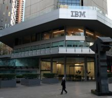 IBM revenue edges past estimates on cloud strength