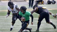 Missouri takes step closer to season with open practice