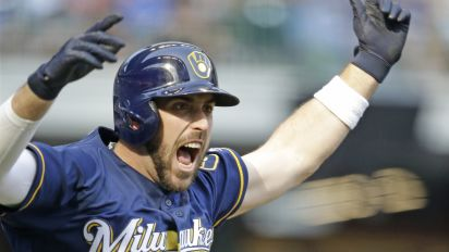 Brewers look to create chaos in NL wild card