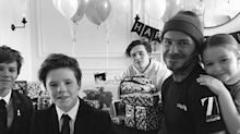 Los papás famosos más adorables de Instagram
