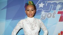 Mel B bravely dons another sheer jumpsuit for America's Got Talent