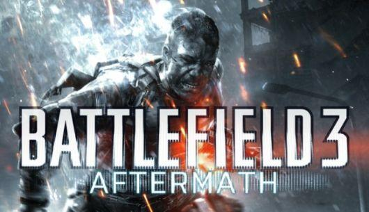 Battlefield 3 'Aftermath' DLC in December, 'End Game' in March