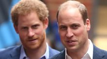 Prince Harry, William Add Fuel To Feud Rumors On Easter Sunday