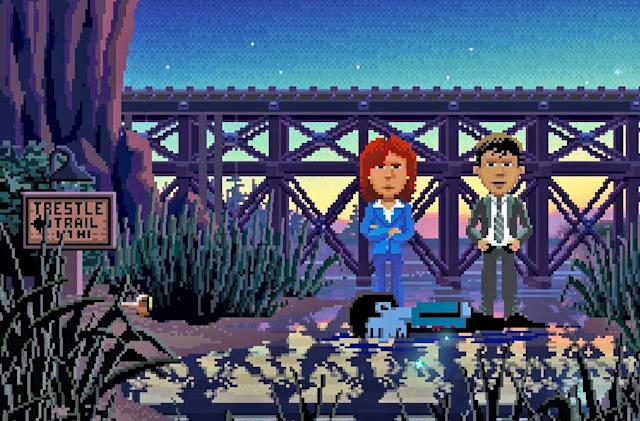 Ron Gilbert's 'Thimbleweed Park' gets physical collector's editions