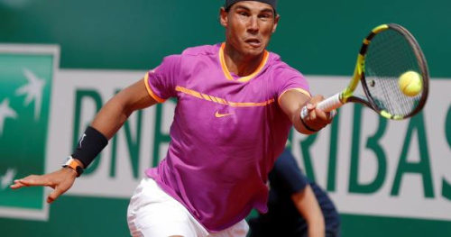Tennis - ATP - Monte-Carlo - Masters 1000 de Monte-Carlo : Rafael Nadal difficile vainqueur du bluffant Kyle Edmund