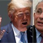 Fauci Fact-Checks Trump's Big Coronavirus Claim, Warns Of 'Difficult Winter'