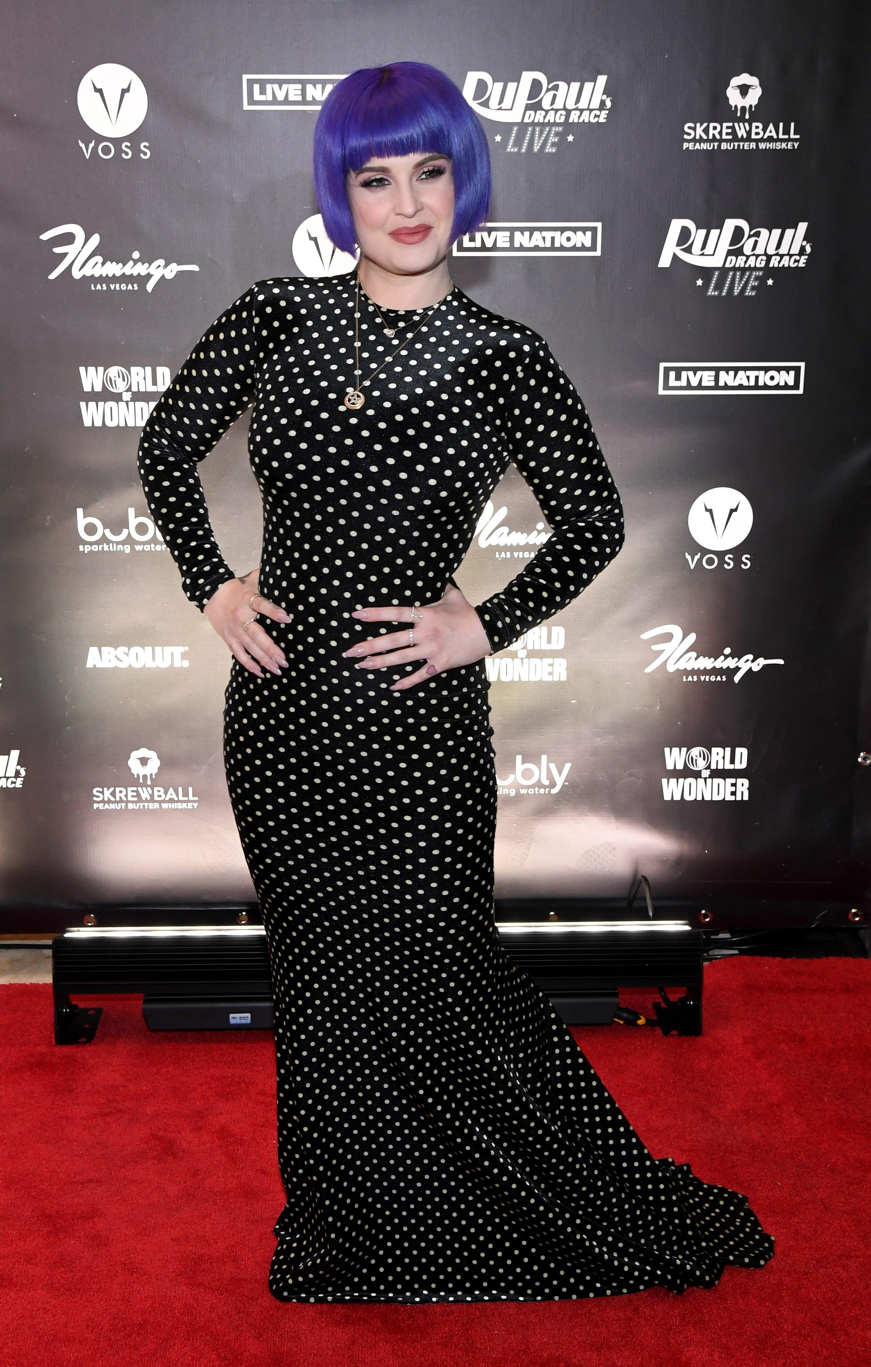 Kelly Osbourne wows fans with 85-pound weight loss: 'It feels good'
