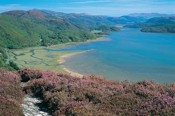 "<p>In the south of Snowdonia National Park, you'll find one of the best trails in Britain, perfect for cyclists as well as walkers. The <a href=""http://www.visitsnowdonia.info/mawddach_trail-238.aspx"" target=""_blank"">Mawddach Trail</a> follows the beautiful Mawddach Estuary, giving you the chance to experience some of Snowdonia's splendour, striking scenery and beautiful wildlife. The trail stretches for nine miles between Dolgellau and Barmouth and can be joined at several points, including Morfa Mawddach and Penmaenpool. <strong>Best for: Exploring by bike and on foot.</strong></p>"