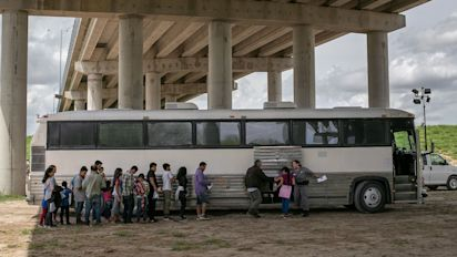 Trump move marks major escalation in border battle
