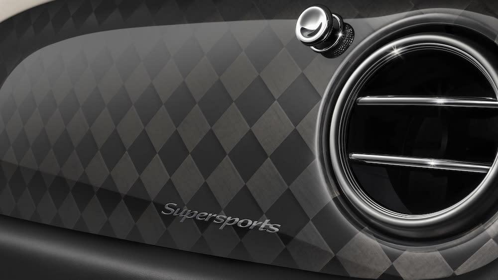 Bentley發表全新Continental Supersports 性能更強悍