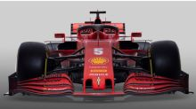 Ferrari F1 team shows off its new SF1000 car with operatic flair