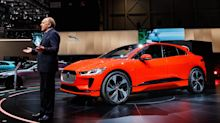 Jaguar I-PACE: Designer Ian Callum breaks down his electric sensation