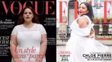 What Popular Magazine Covers Would Look Like With Curvy Models
