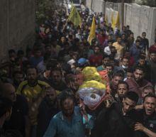 Rockets kill 2 Israelis; 28 die in Gaza as Israel hits Hamas