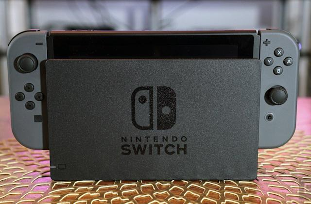 Everything you don't want to know about the Nintendo Switch