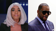 R. Kelly's daughter says she 'almost tried' to take her own life amid social media backlash