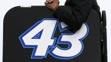 It wasn't that long ago when NASCAR drivers sat in their cars during the national anthem