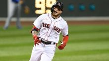 Red Sox' Alex Verdugo bristles at notion of 'replacing' Mookie Betts