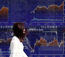 Stocks shrug off U.S. shutdown, dollar dips
