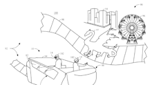 Universal VR patent adds more real-life details to rides
