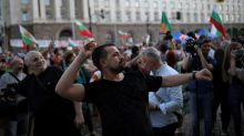 Public anger over corruption hits support for Bulgarian government