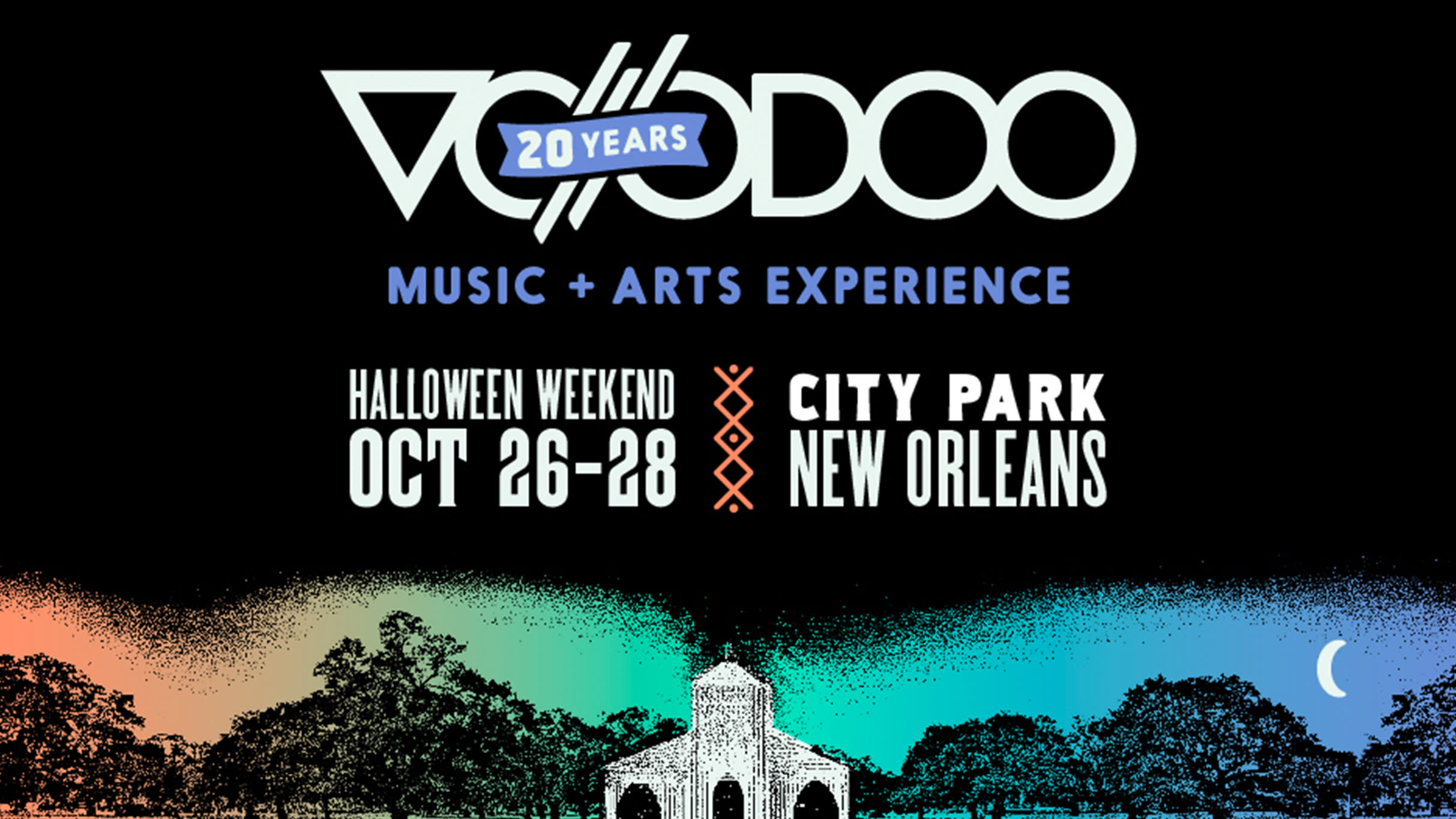 Thank you for streaming the Voodoo festival on Yahoo Entertainment!