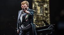 Elton John says he's 'ashamed' of the UK as he goes on anti-Brexit rant during tour