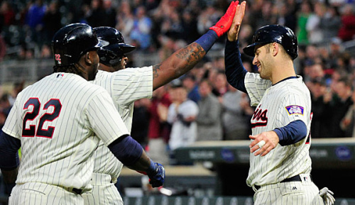MLB: Vargas' Gala hält Twins an der Spitze