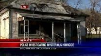 Police investigate mysterious killing in SE OKC
