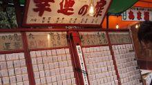 Japan: Tausend Dollar für das Glück