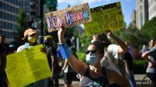 Heat ray 'was sought' against protest in Washington's Lafayette Square