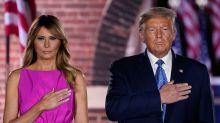 Elecciones en Estados Unidos: Melania toma distancia de Trump y sigue su propio libreto