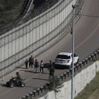 As a gov't shutdown looms, here's a look at the border wall