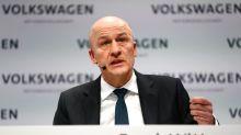 Volkswagen CFO set to leave in June 2021 - source