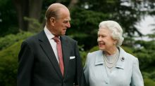 The Queen and Prince Philip spend wedding anniversary apart