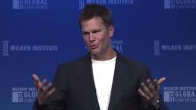 Tom Brady on NFL ratings: I don't follow the NFL like I used to