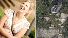 Pictured: Mother who was found dead at bottom of lookout with infant daughter