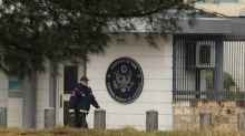 Man lobs grenade at U.S. embassy in Montenegro, then blows himself up