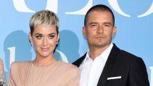 Katy Perry muy de buenas con la ex de Orlando Bloom